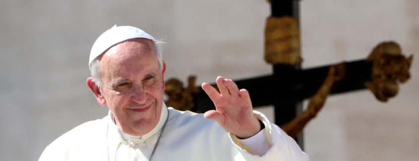 Pope launches app