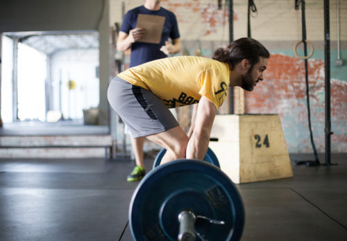Your Form Is All Wrong, Says Guy Whose Cousin Used To CrossFit