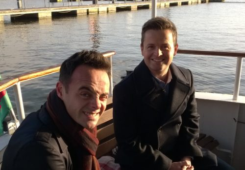 Mook News - Ant and Dec