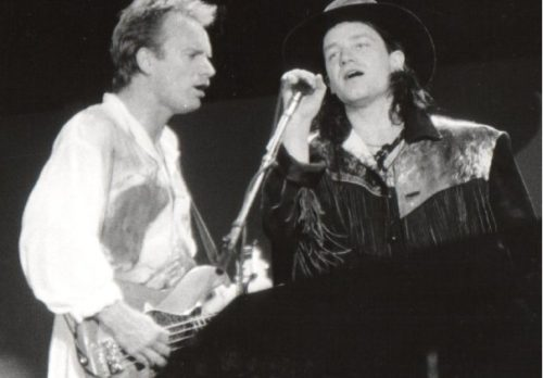 Mook News - Bono & Sting