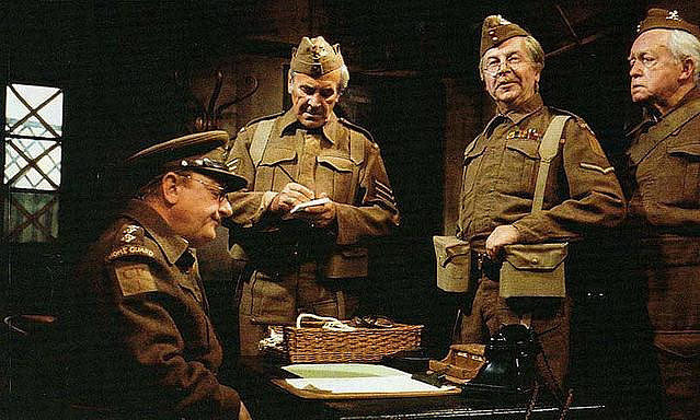 Mook News - Dad's Army