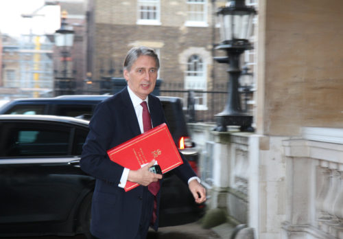 Mook News - Philip Hammond