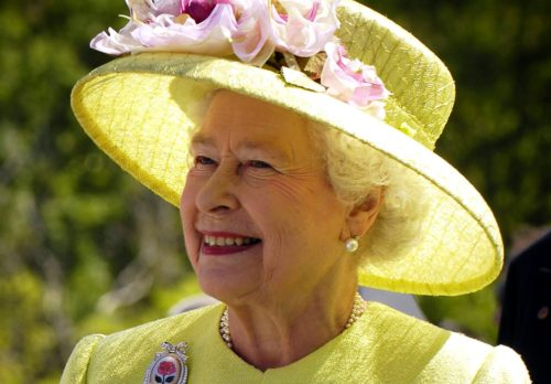 Mook News - Queen Elizabeth II