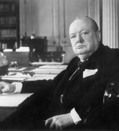Mook News - Winston Churchill