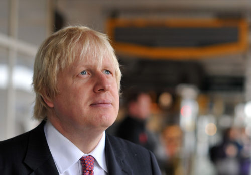 Mook News - Boris Johnson