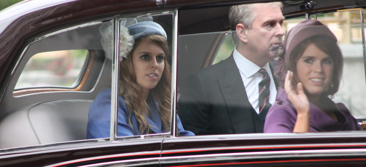 Mook News - Duke of York & Daughters