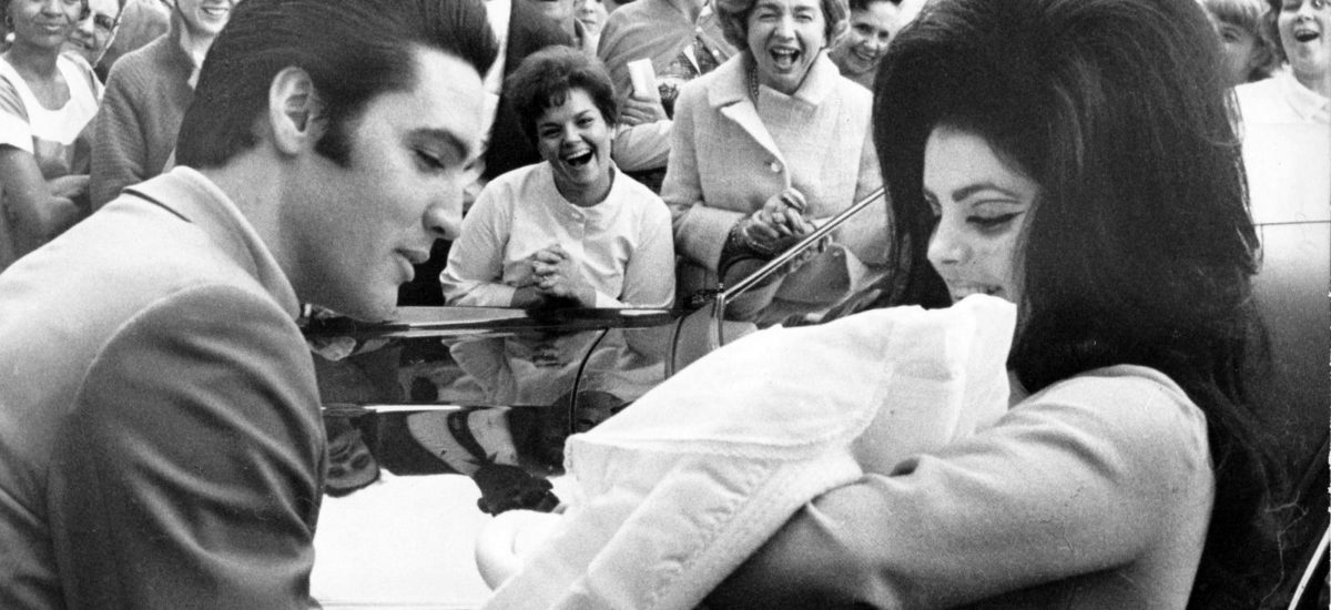 Mook News - Elvis and Priscilla Presley