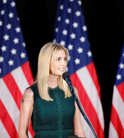 Mook News - Ivanka Trump
