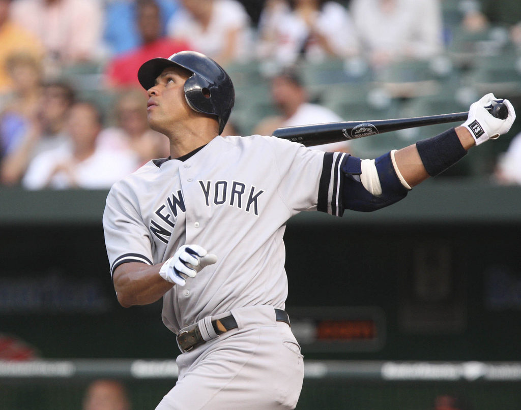Mook News - Alex Rodriguez