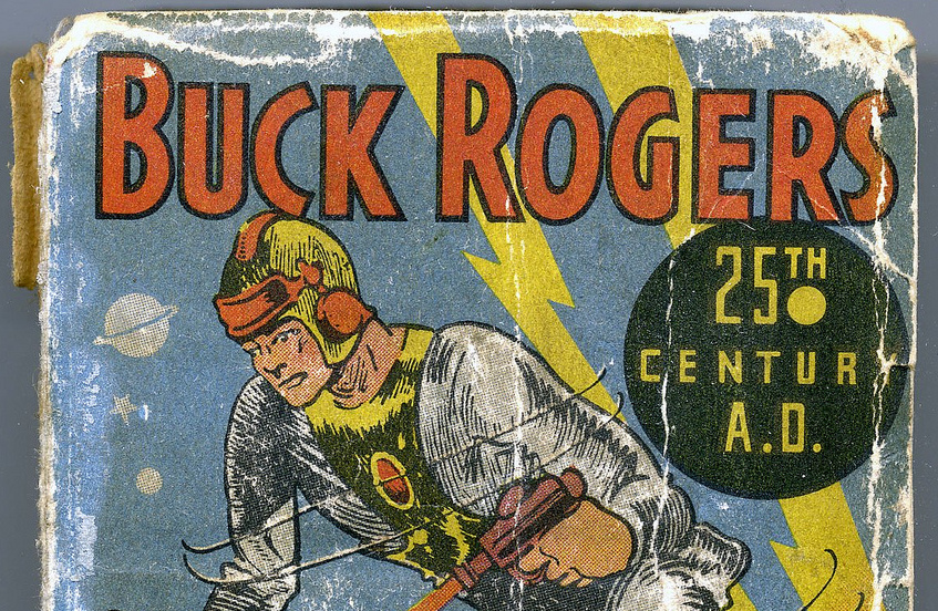 Mook News - Buck Rogers