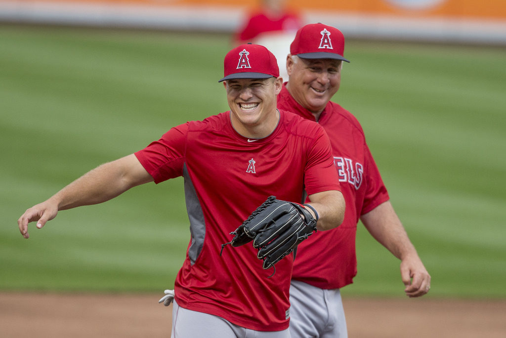 Mook News - Mike Trout