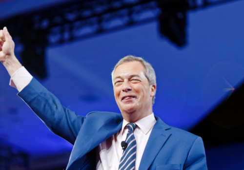 Mook News - Nigel Farage