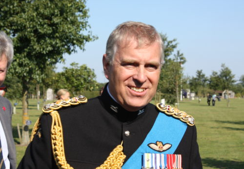 Mook News - Prince Andrew