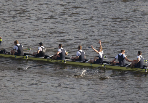Mook News - The Boat Race