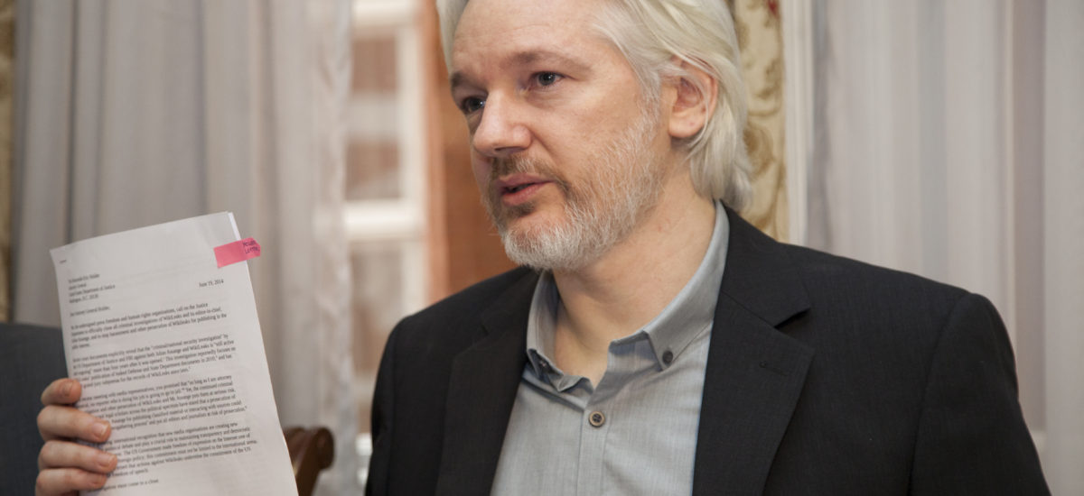 Mook News - Julian Assange