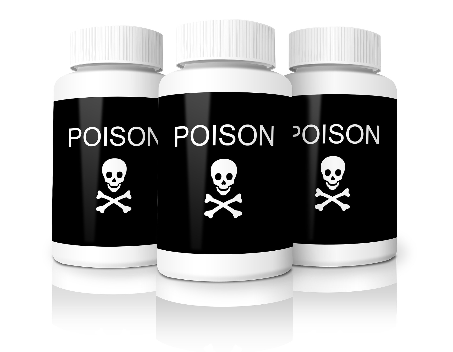 Mook News - poison pills