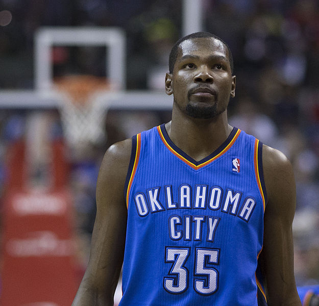 Mook News - Kevin Durant
