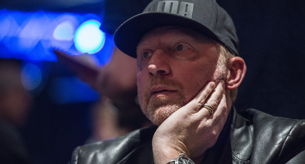 Mook News - Boris Becker