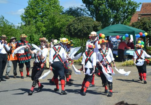 Mook News - Morris Dancing