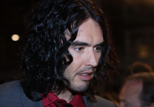 Mook News - Russell Brand