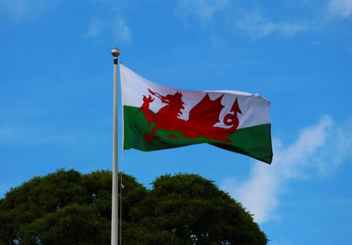 Mook News - Welsh Flag