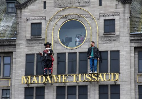 Mook News - Madame Tussauds
