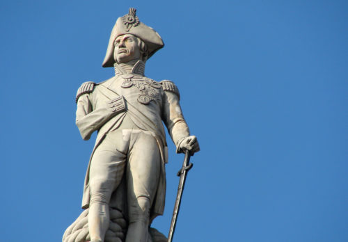 Mook News - Nelson's Column