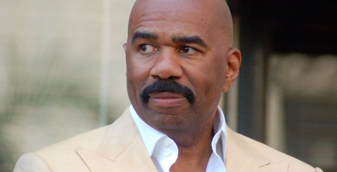 Mook News - Steve Harvey