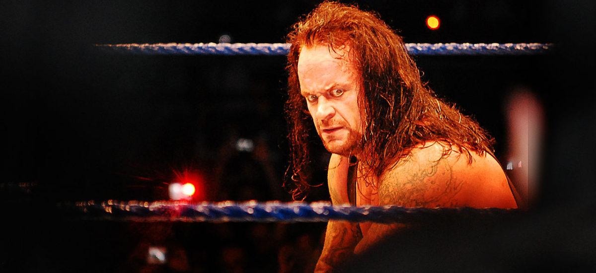 Mook News - The Undertaker