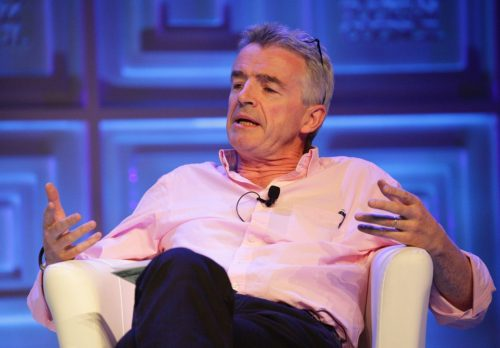 Mook News - Michael O'Leary
