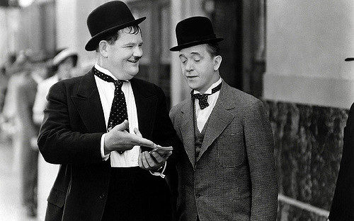Mook News - Laurel and Hardy