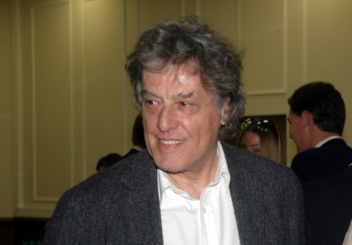 Mook News - Tom Stoppard