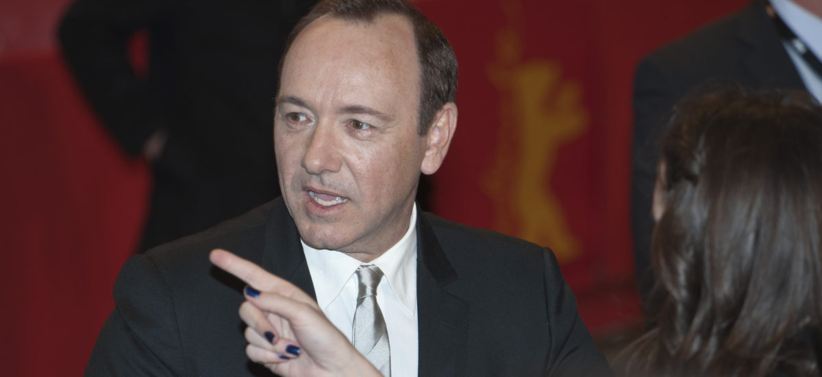 Mook News - Kevin Spacey