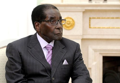 Mook News - Robert Mugabe