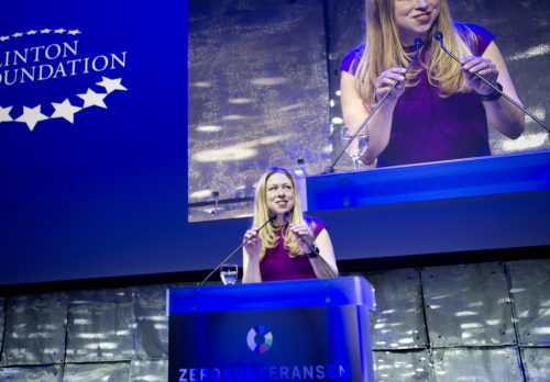 Chelsea Clinton To Run For President