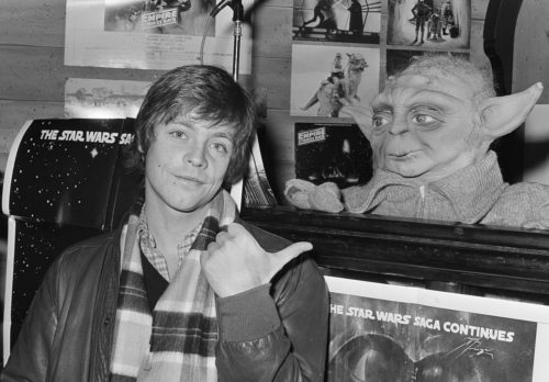 Mook News - Mark Hamill and Yoda