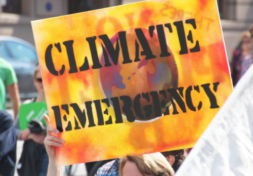 Liberals Fear For Donald Trump Climate Change