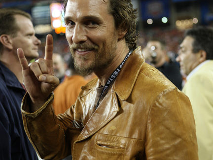 Matthew McConaughey To Play Hurricane Matthew