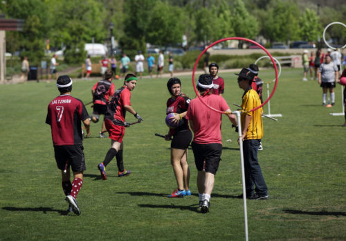 Quidditch Marred By Fan Violence