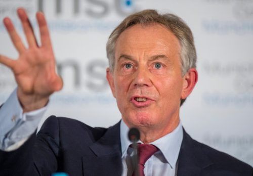 Mook News - Tony Blair