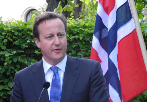 Mook News - David Cameron