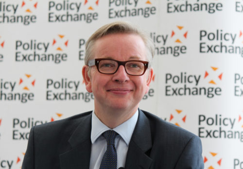 Mook News - Michael Gove