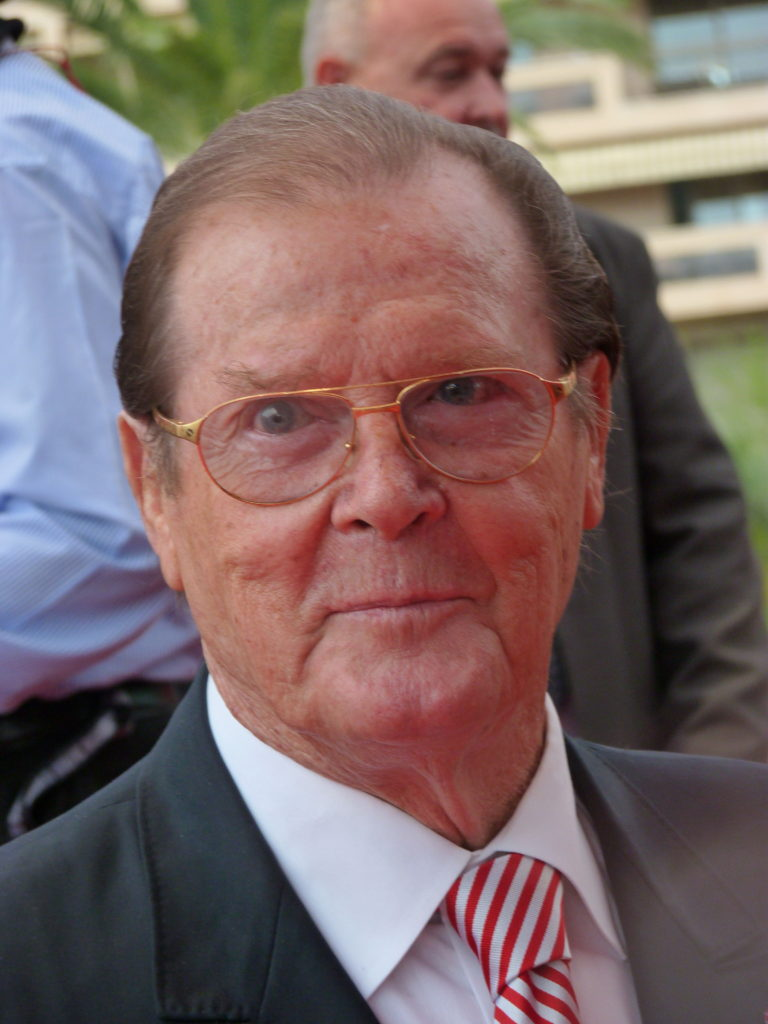 Mook News - Roger Moore