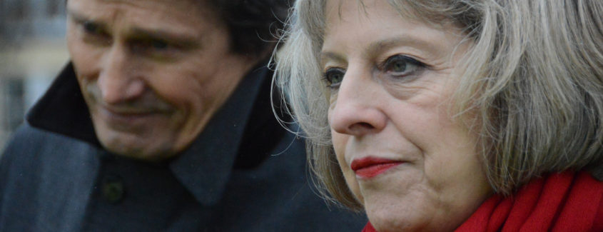 Mook News - Theresa May