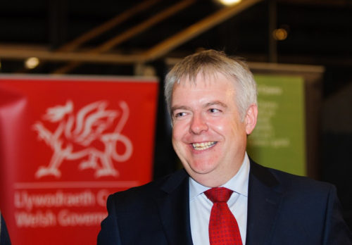 Mook News - Carwyn Jones