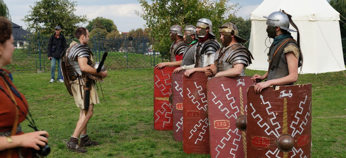Mook News - Roman Legionaries