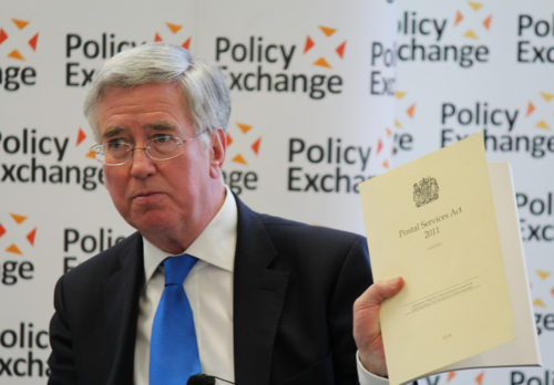 Mook News - Sir Michael Fallon