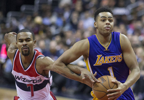Mook News - D'Angelo Russell