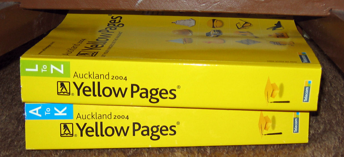 Mook News - Yellow Pages