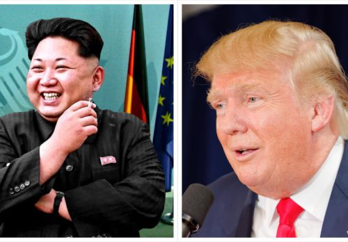 Mook News - Donald Trump & Kim Jong-Un